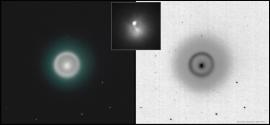 Comet Holmes Detail Oct 26, 2007