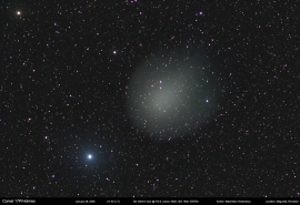 Comet Holmes Jan 28, 2008