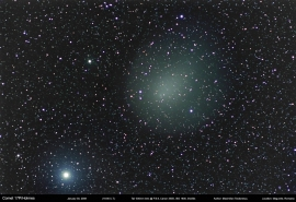 Comet Holmes Jan 30, 2008