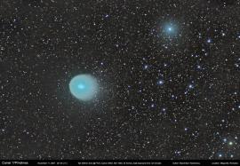 Comet Holmes Nov11, 2007