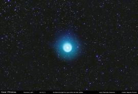 Comet Holmes TAIL Nov3, 2007