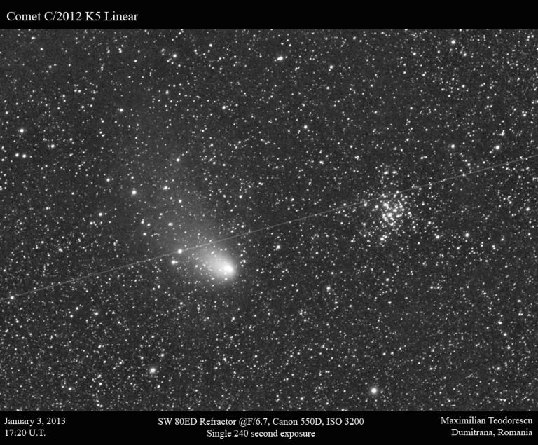 Comet Linear_Max