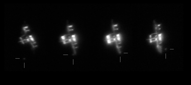 ISS and companion