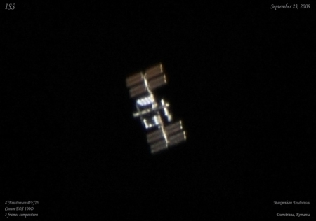 ISS Sept 23, 09