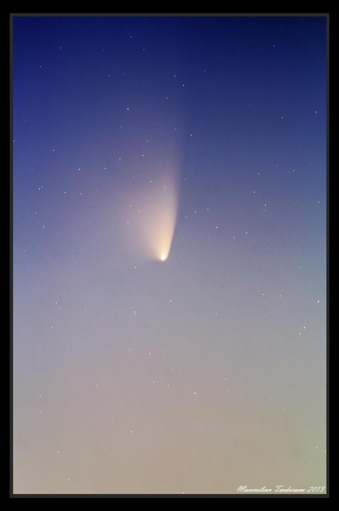 Comet PanSTARRS_March20,2013