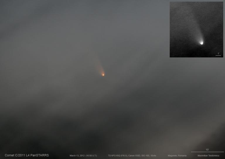 Comet PanSTARRS_March3, 2013_Max