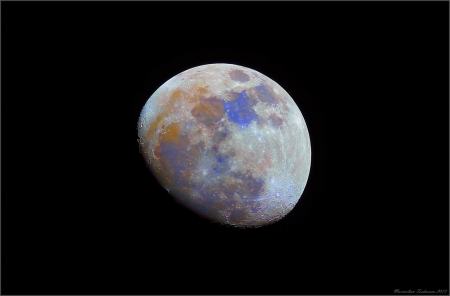 Moon on March 23, 2013