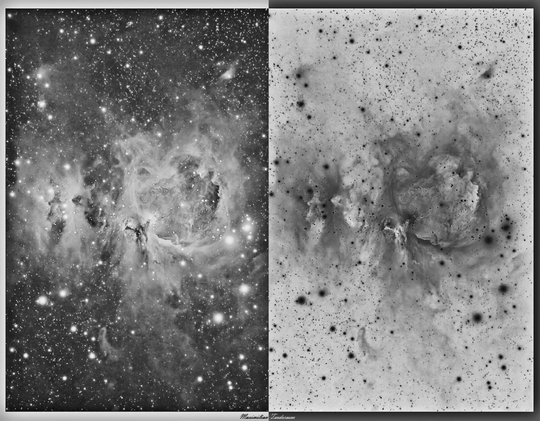 Orion two ways