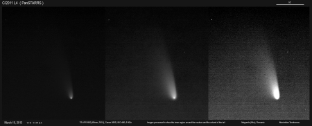 PanSTARRS March 15, 2013