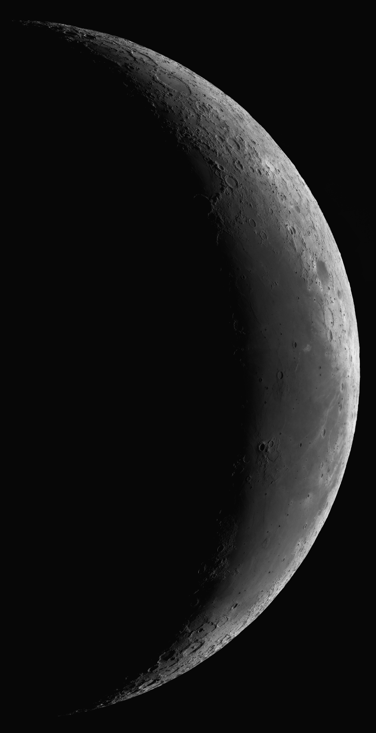 Crescent Moon mosaic