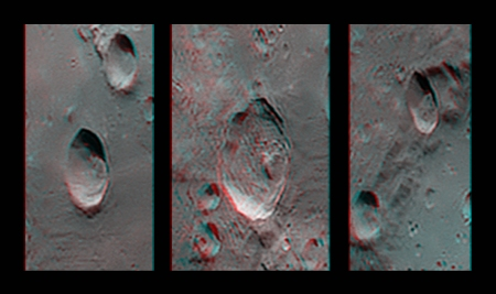 3dCraters