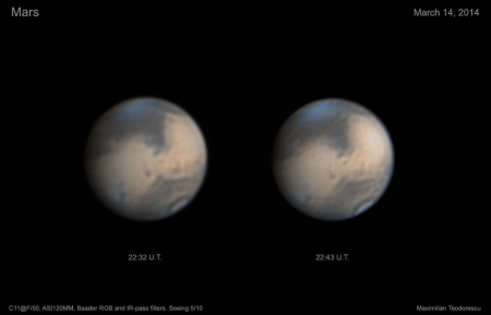 Mars March14, 2014