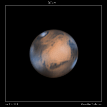 Mars April 13, 2014_