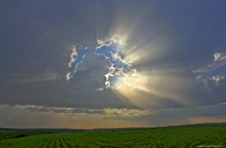 HDR rays