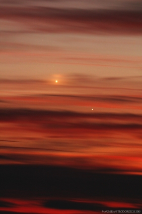 Venus Mercury 2