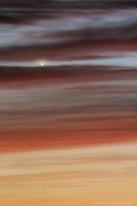 Venus Mercury 3