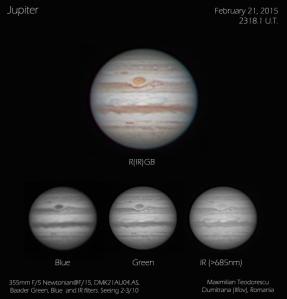 Jupiter 21 febr
