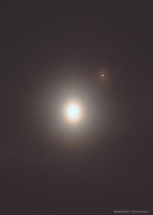 Venus halo