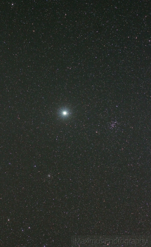 jupiter and m44 50mm