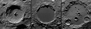 rectified craters
